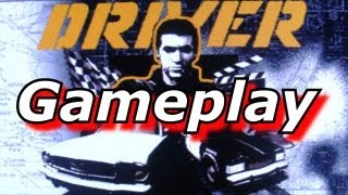 Driver PS1 Gameplay