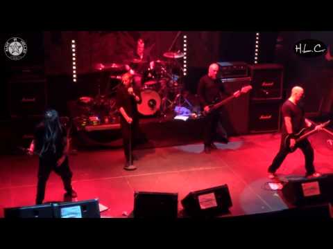 Paradise Lost - Gothic (live 2014 @ Athens, Hellas) HD
