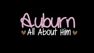 Watch Auburn All About Him video