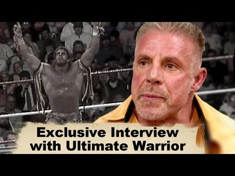 Ultimate Warrior talks about his legendary career