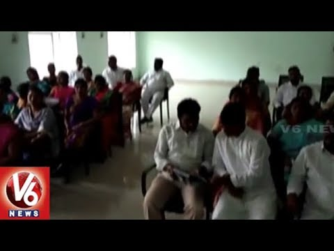 Bellampalle Municipal Chairman Sunitha Rani Loses Vote In No Confidence Motion Voting | V6 News