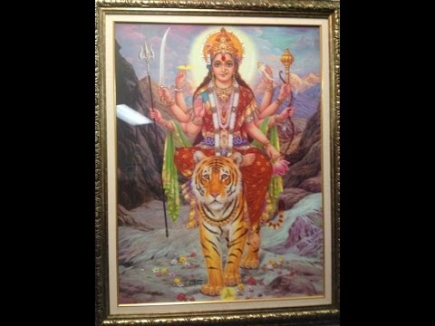 Humpe Daya Karo Maa Humpe Daya Karo.. Tune: Hum Yaar Hai Tumhare By Harish Happy.. In Durga Mandir.. video