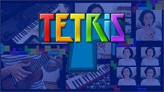 Tetris theme (Korobeiniki) | Piano, Ukulele, Ocarina, Melodica, Voice, Triangle - Kakariko's Jukebox