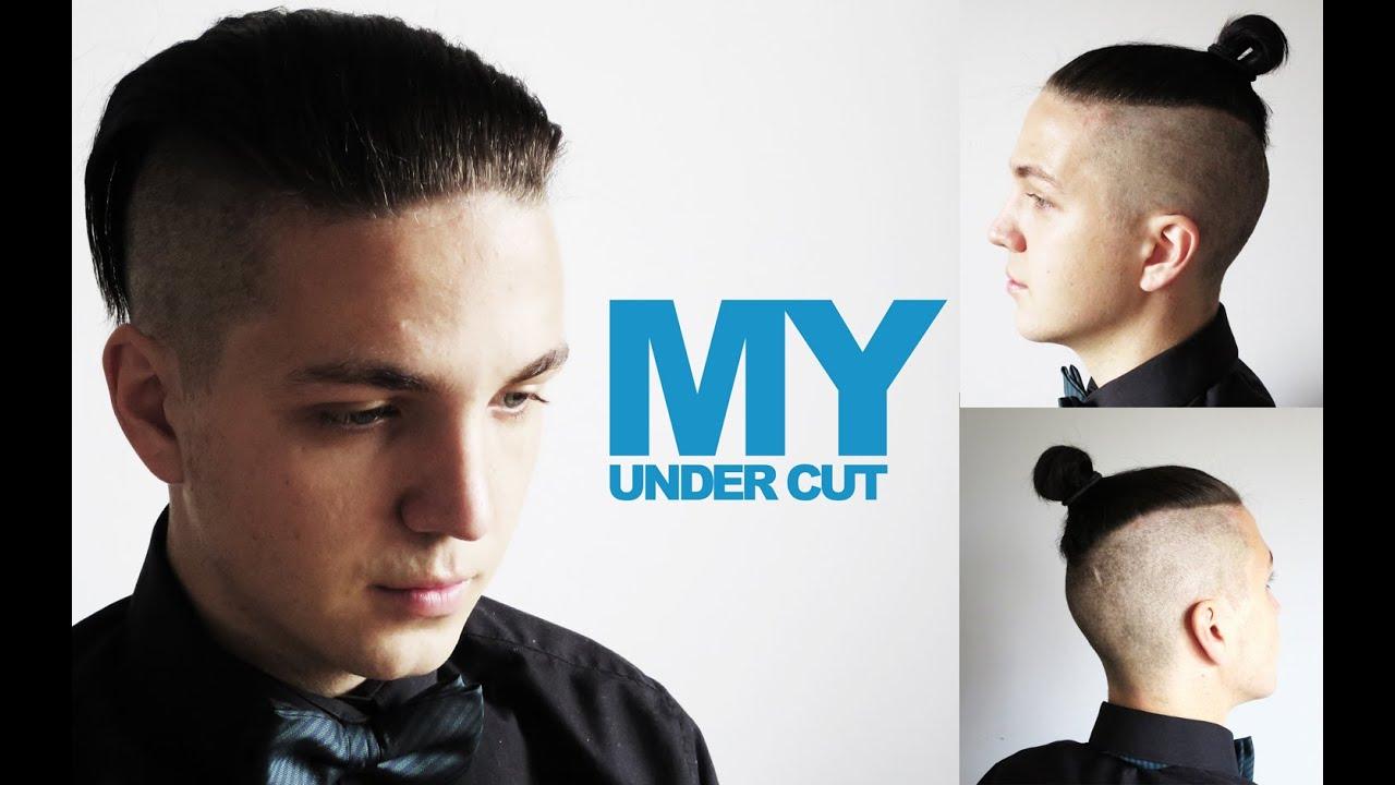 Under Cut Head Shave Men S Hair Styles Youtube