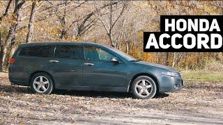 Japán halottaskocsi - Honda Accord Tourer használtteszt