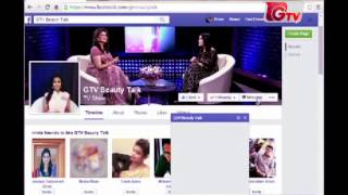 How to drop your resume to GTV Beauty Talk (live)