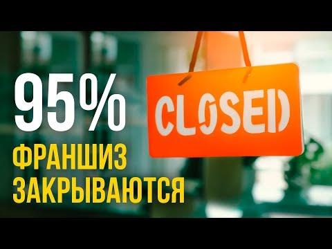 Почему 95 % франшиз закрываются? |  Франшизы |  Что такое франшиза | Франшиза купить