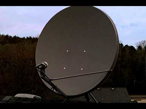 90cm Hot Dish Satellite Antenna