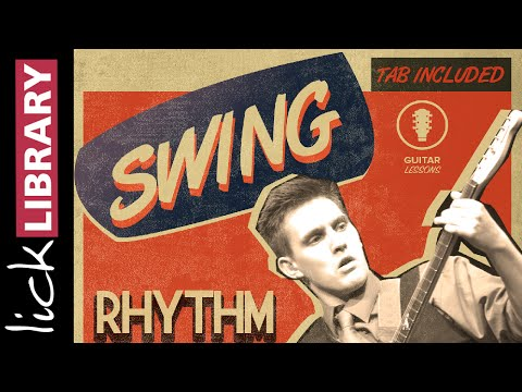 Swing Guitar Lessons | Swing Rhythm | New Release