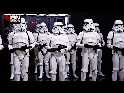 Star Wars: Episode 7 'Fiery and Messy' With 'Hundreds of Stormtroopers' - IGN News