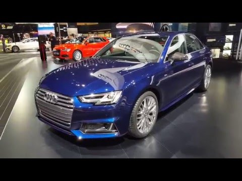 2017 Audi A4 - Walkaround - 2016 North American International Auto Show