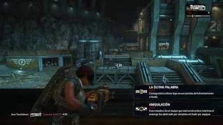 Gears of War 4 tiro a distancia III