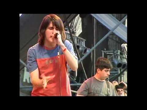Vecindad Autopsia - The añamemby song (en vivo Pilsen Rock 4)