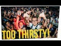 Off The Record: Thirsty in Da Club ft. Steve Greene & DavidSoComedy