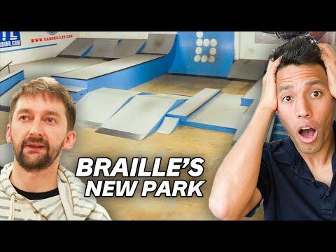 Inside Braille's Affordable San Francisco Private Skatepark