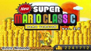 New Super Mario Classic Demo 2.0 [NSMB2 Hack]