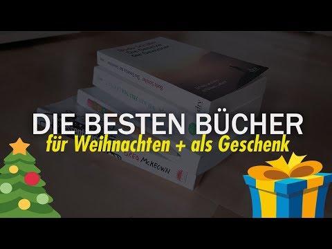Die BESTEN Bücher zum Verschenken - Persönlichkeitsentwicklung, Erfolg + Disziplin | studyrunner