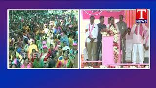 CM KCR About Central Politics - Praja Ashirvada Sabha - Khammam  Telugu - netivaarthalu.com