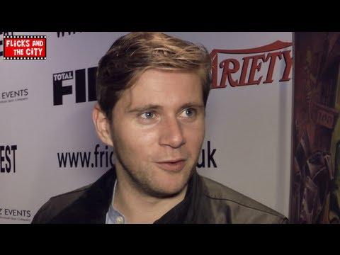 Downton Abbey Season 4 Interview - Allen Leech