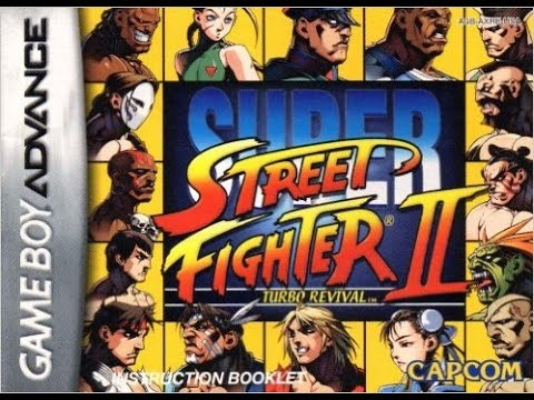 Super Street Fighter II Turbo: Revival review - SNESdrunk