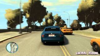 Rolls Royce Limo Review Test Drive On GTA IV Car Mod Pack Cardommer 3 +Download Link.wmv