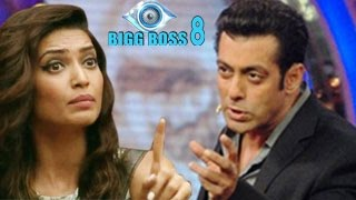 Salman Khan LASHES OUT at Karishma Tanna AGAIN in Bigg Boss 8 22nd December 2014 Episode