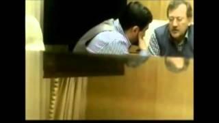فیلم مخفی گرفته شده از فاضل لاریجانی توسط مرتضوی Larijani