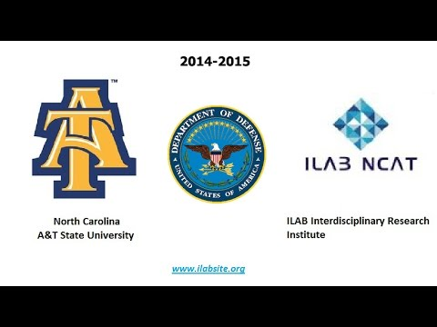 Mr.Bradley Mayer. ILAB Big Data Analytics Platform -Presentation ILAB at NC A&T State University