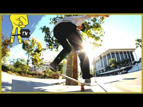Skating Downtown Los Angeles with Dylan Witkin Part 1 - Sk8 Spotterz Ep. 20