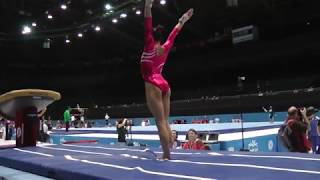 BAD versus GOOD Landings | Gymnastics