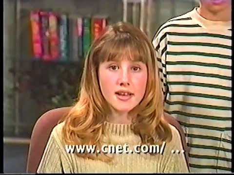 Classic 90's - The Kids Guide to the Internet