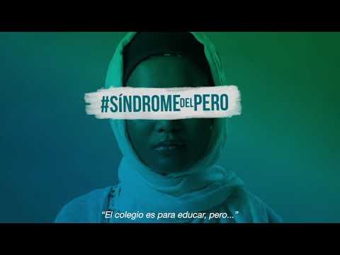 'El Síndrome del Pero', campaña contra el odio al colectivo LGTBI
