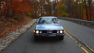 Tim's Enthusiast Garage episode 6: 1973 BMW 3.0 CS