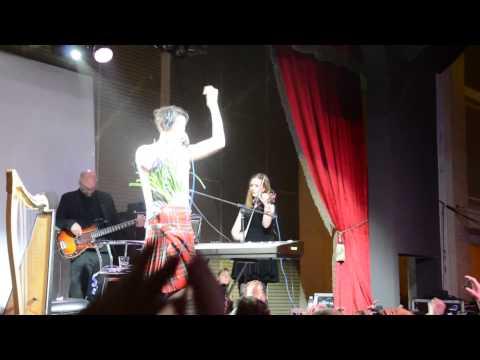 Patrick Wolf - Libertine (live in Kiev 05/04/2014)