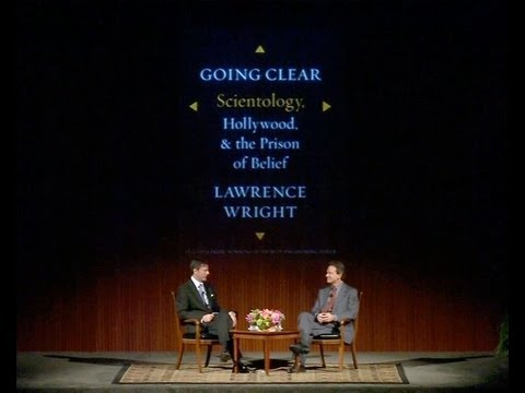 Evening With Lawrence Wright on Scientology
