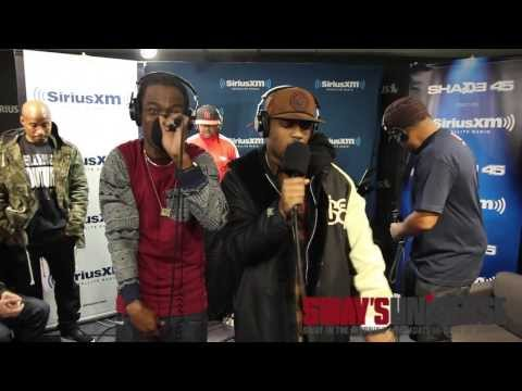 2013 Doomsday Cypher: Oktane & Price (Audio Push)