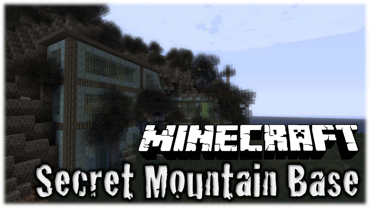 Minecraft Secret Mountain