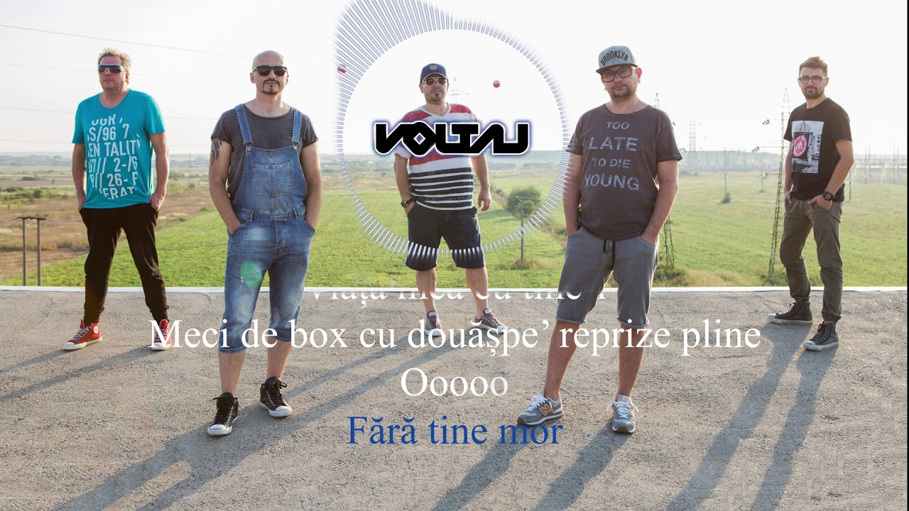 Voltaj - Meci de box (Karaoke Version)