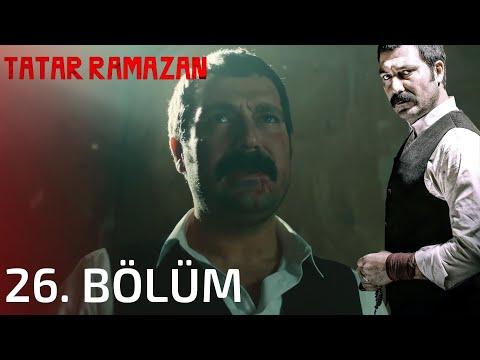 Tatar Ramazan 26. Bölüm Full İzle
