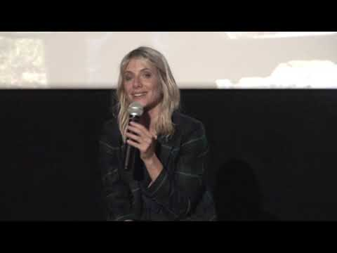 Galveston Premiere Paris (Melanie Laurent)