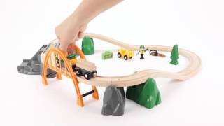 33789 BRIO Lumber Loading Set