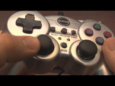 Classic Game Room - GAME MATE PS2 controller review