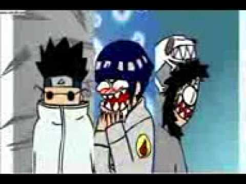 Parodia De Naruto.3gp video