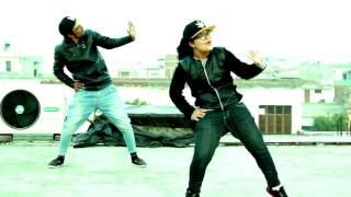 Hindi hip hop dance