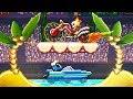 DRIVE AHEAD Безумные ЛЕТНИЕ ЗАДАНИЯ Мультяшная игра для детей Битва ТАЧЕК на пляже mp3