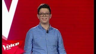 Rejdi - Writings On The Wall | Audicionet e Fshehura | The Voice Kids Albania 2019