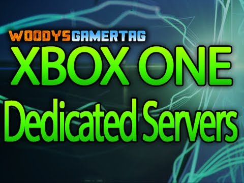XBOX ONE - Dedicated Servers for Every Multi-Player Game