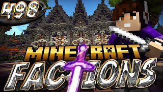 Minecraft: Factions Let's Play! Episode 498 - RUSHER HEAD AUCTION!