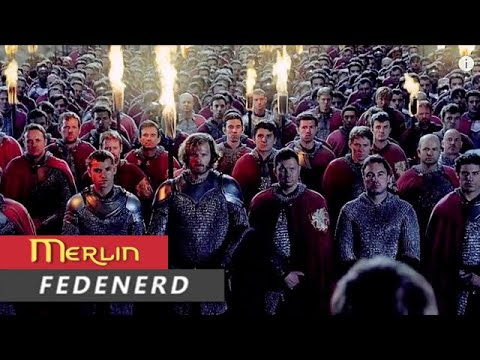 Merlin | Finisce Qui (FINALE 5x13) [ITA]