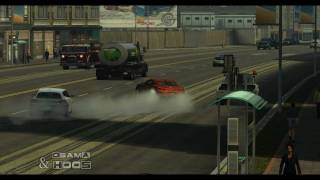 Driver San Francisco - Saudi Drift - [HD] - درايفر سان فرانسسكو  - درفت